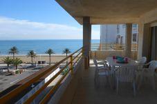 Apartamento en Peñiscola - ESMERALDA TIPO D (Gran terraza y vistas)