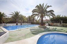 Casa en Peñiscola - Amplia casa con jardín, parking y...