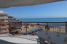 Apartamento en Peñiscola - Apartamento con gran terraza y vistas...