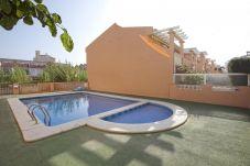 Bungalow en Peñiscola - Amplia casa dúplex con garaje y...
