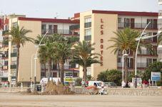 Apartamento en Peñiscola - Apartamento cerca del centro con 2...