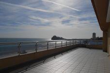 Apartamento en Peñiscola - Ático con preciosas vistas y gran...