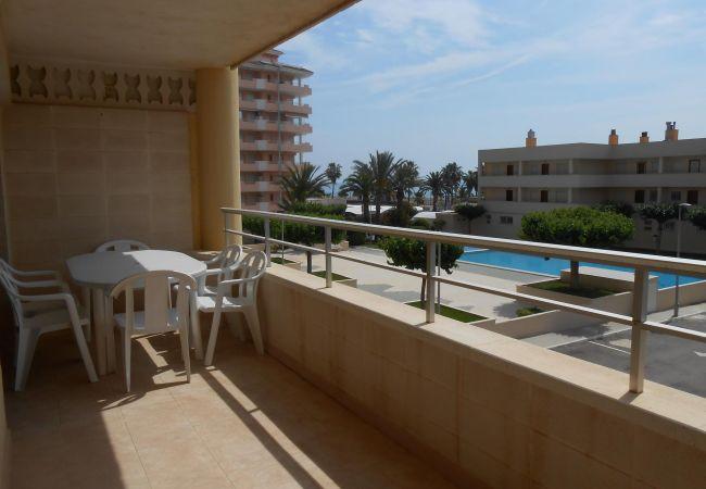 Appartement à Peñiscola - Grand appartement avec bonne zone communautaire et à cotê de la plage.