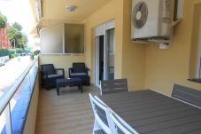 Appartement à Peñiscola - Appartement à côté de la plage avec...